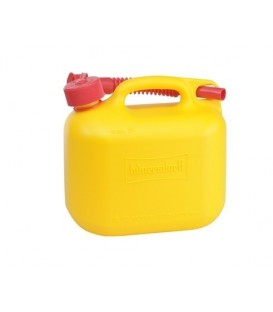 Brandstof jerrycan 5 liter geschikt voor o.a. benzine en diesel.
