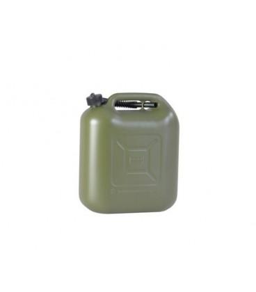 20 liter Brandstof Jerrycan Benzine en Diesel groen UN-keur