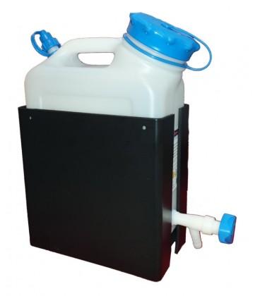 Houder van kunststof voor 5 liter wijdhals jerrycan