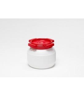 wijdmondse vat 3,6 liter