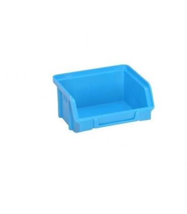 stapelbak nr.1 blauw •lxbxh: 95 x 103 x 55 mm
