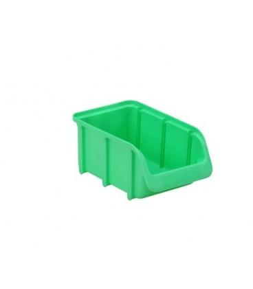 stapelbak nr 2 Groen •lxbxh: 164 x 102 x 74 mm