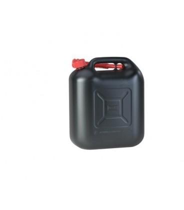 20 liter Brandstof Jerrycan Benzine/Diesel zwart UN-keur