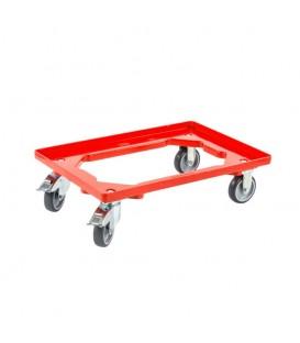 Rolwagen voor transportboxen 600x400