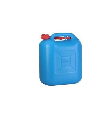 20 liter Brandstof Jerrycan Benzine of Diesel blauw UN-keur