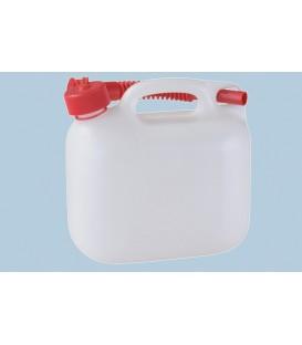 5 liter Brandstof Jerrycan naturel voor Benzine of Diesel