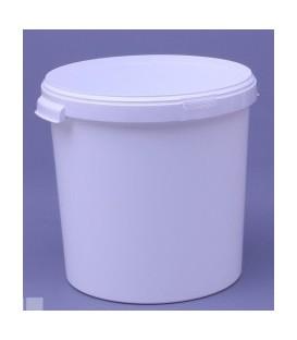 Emmer 30 liter van PP grote emmer ook deksel verkrijgbaar