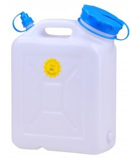Wijdhals-jerrycan 10 liter