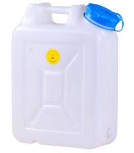 Wijdhals-jerrycan 22 liter