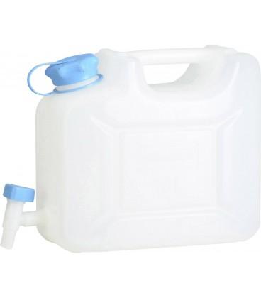 """Waterjerrycan 12 liter """"Profi"""" met afneembare kraan"""