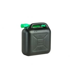 Brandstof Jerrycan 10 liter zwart BAM-keur