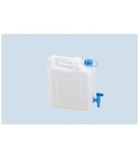 Water Jerrycan 10 liter met vaste kraan